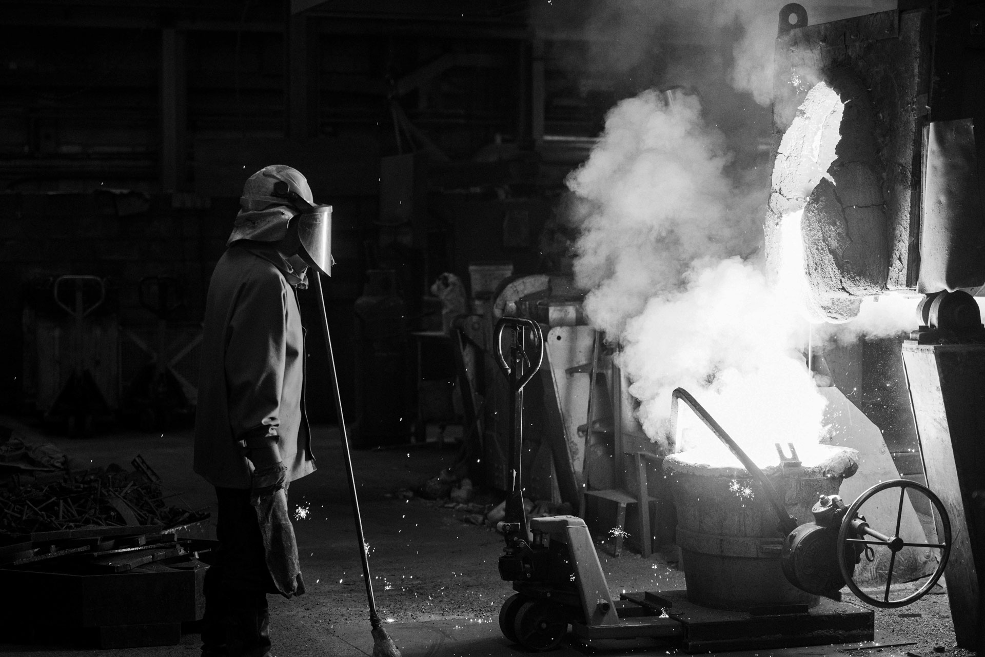 Forging a Mayfair Masterpiece full image
